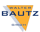 Walter Bautz GmbH – solutions for your machine tool Logo