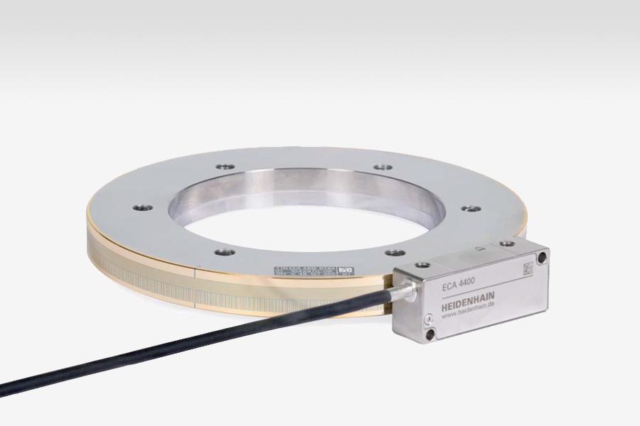 Modulare Winkelmessgerätemit optischer Abtastung